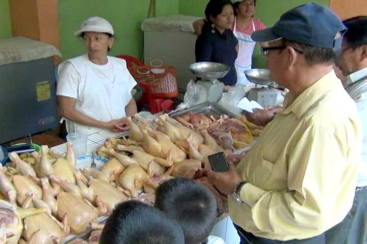 Exigen certificación para venta de pollos eviscerados