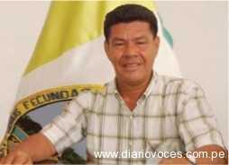 Vacan a alcalde de Yurimaguas Juan Daniel Mesia Camus
