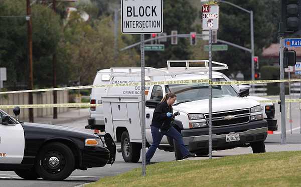 EE.UU.: tiroteo deja cuatro muertos y dos heridos en California