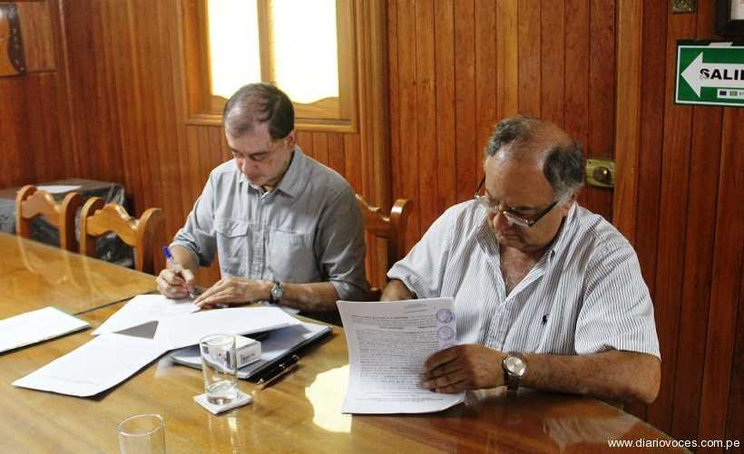 Iniciarán construcción de hospital en Tarapoto adecuando plan de contingencia