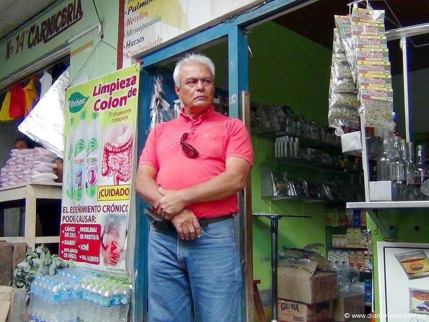 Dirigente del FRECIDES señalan que mercado Dos de Tarapoto es propiedad de los comerciantes