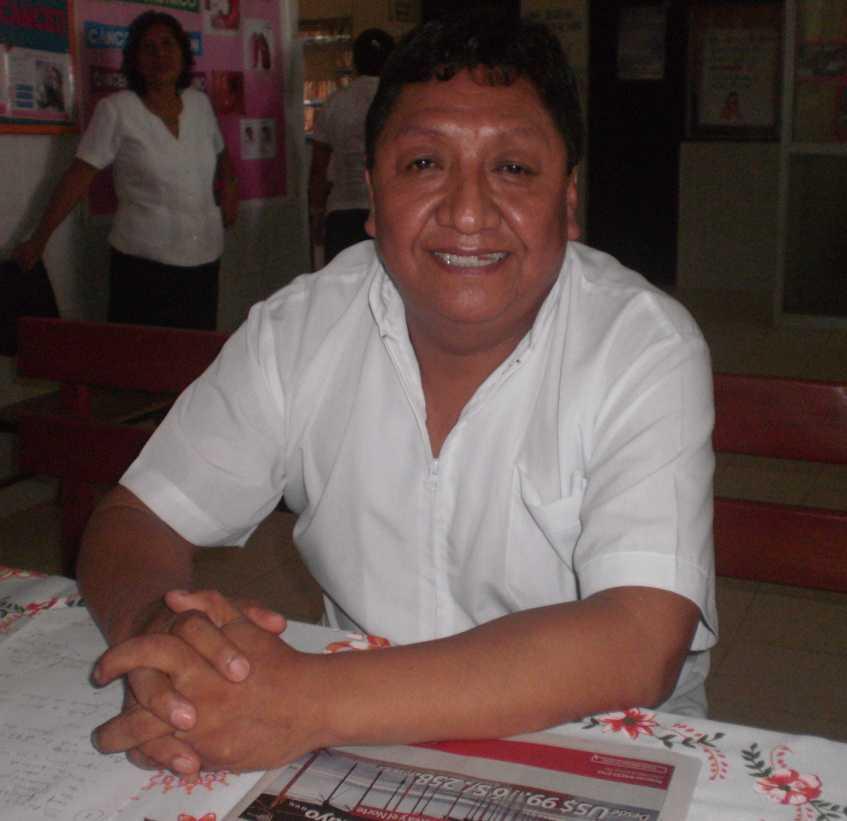 Nuevo jefe de hospital Santa Gema de Yurimaguas es militante nacionlaista