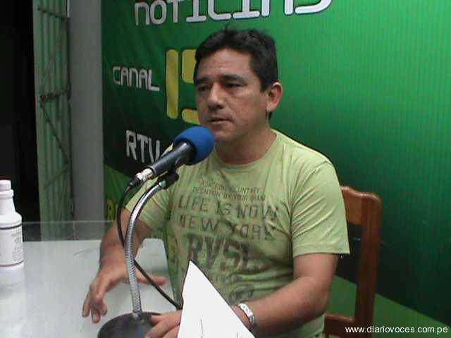 Nuevo alcalde de Yurimaguas designa a funcionario principal y juramenta hoy