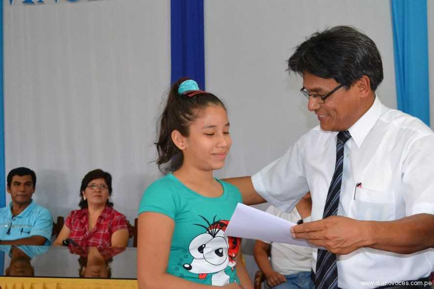 Municipalidad de Moyobamba clausura Vacaciones Útiles 2013