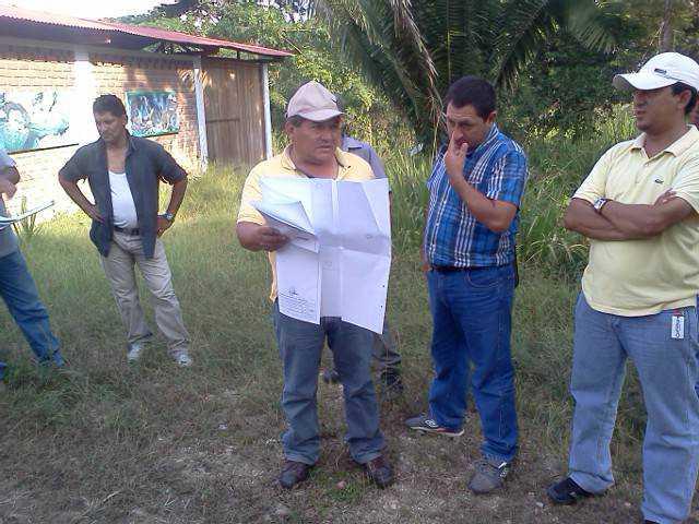 GORESAM y USAID apoyan a productores con ocho módulos de post cosecha para cacao