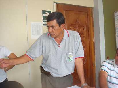 Gene Mera, alcalde de Sisa, descarta postular a la reelección