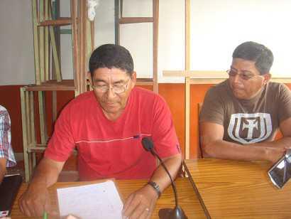 No completaron firmas para revocar al alcalde de La Banda de Shilcayo