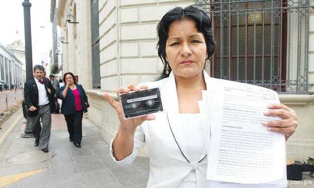 Atentan contra alcaldesa de Tocache