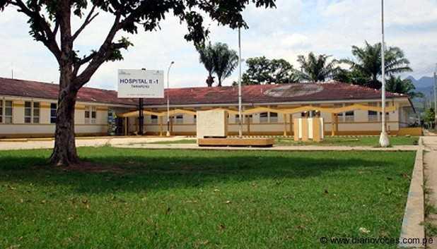 Inician investigación de corrupción en hospital de Tarapoto