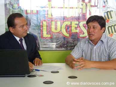 Alcalde de Lamas anuncia  construcción de coliseo cerrado