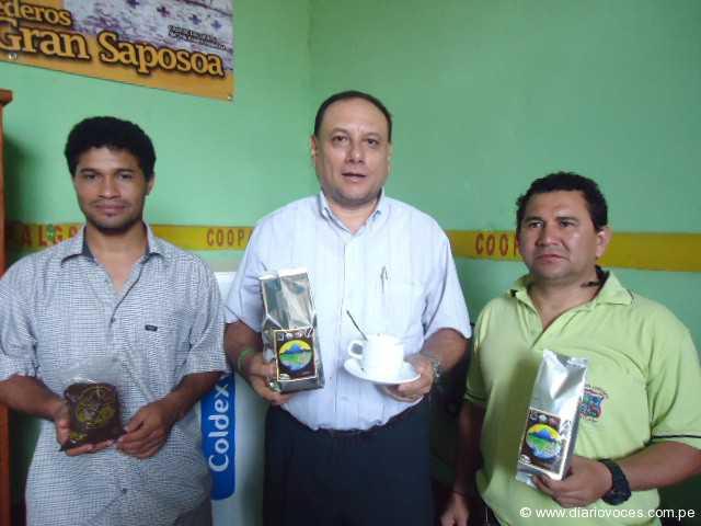 Inauguran laboratorios de control de calidad de café y cacao