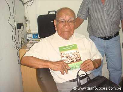"""Salomón Yengle nos regala  """"Memorias del Fútbol de Tarapoto"""""""