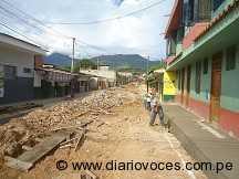MPSM inició trabajos para adoquinar calles del parque Suchiche