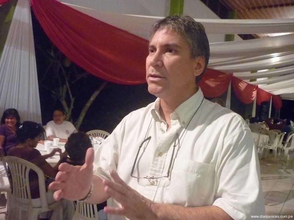 Pastor: Alan apoyó a Villanueva porque no conocía a Bogarín