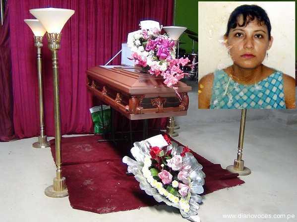 Madre de familia muere en extrañas circunstancias en el Hospital Regional de Tarapoto