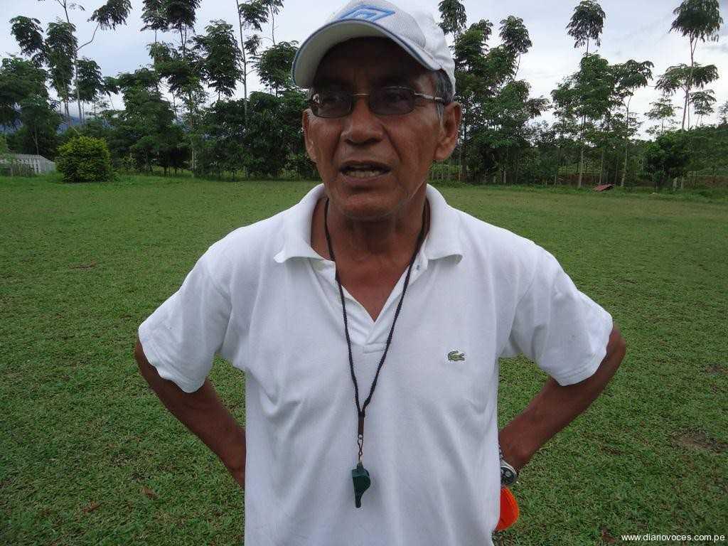 CONFIRMADO: Prisco Bernaza es el nuevo DT del Unión Tarapoto