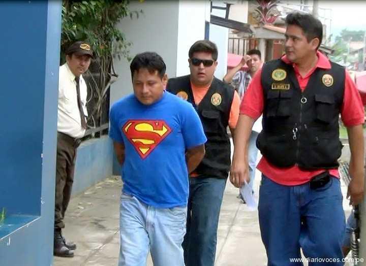 Policía captura a presunto cabecilla de banda delictiva dedicada a robar en viviendas