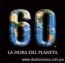 MEM recomienda reducir el consumo de energía en la Hora del Planeta