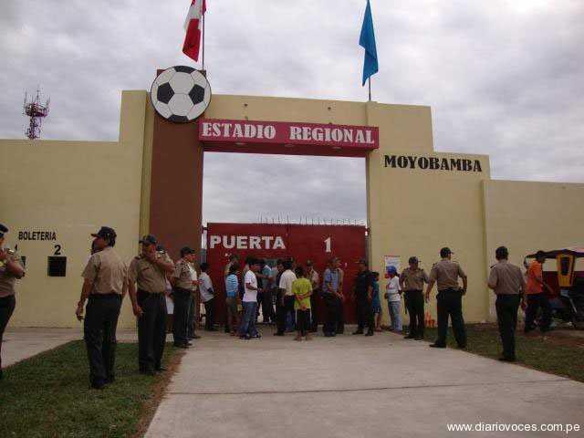CANDENTE. Presentan reclamo sobre terna para presidente del IPD San Martín