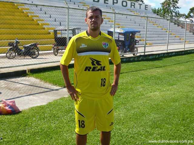 Luís García fue convocado por Markarián para jugar ante Trinidad y Tobago