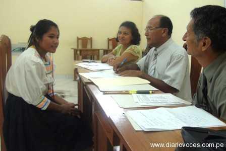 Proceso de selección de postulantes a la UNSM