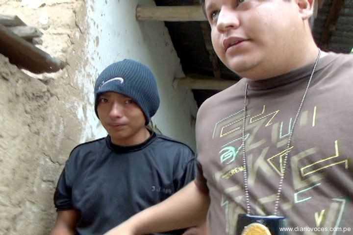 Moyabambino de 18 años reconoce haber violado y asesinado a escolar en Cacatachi