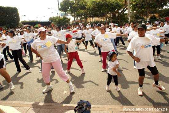 A NIVEL MUNDIAL Mañana sábado se celebra el Día de la Actividad Física