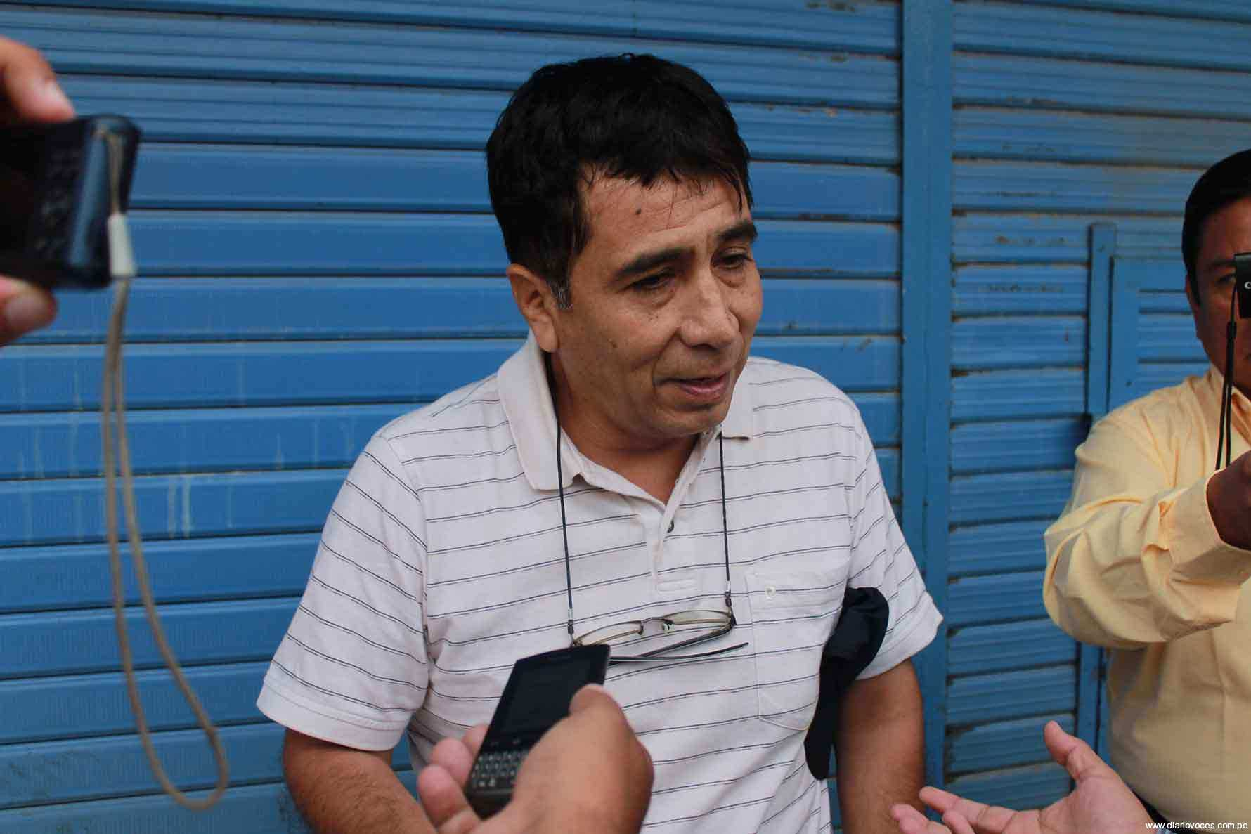Comandante Garay Ruiz anuncia que nos denunciará por falsedad genérica