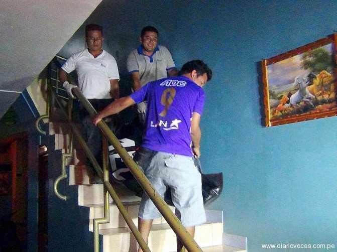 Limeño se suicida en alojamiento de Morales