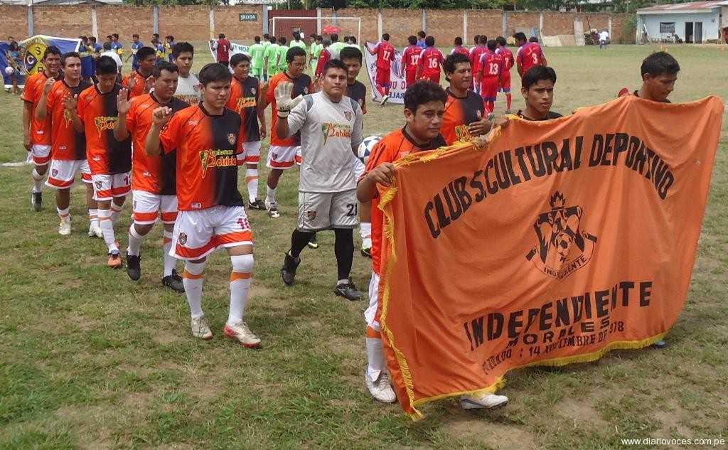 EN MORALES  Santa Rosa e Independiente cerca de conseguir el objetivo