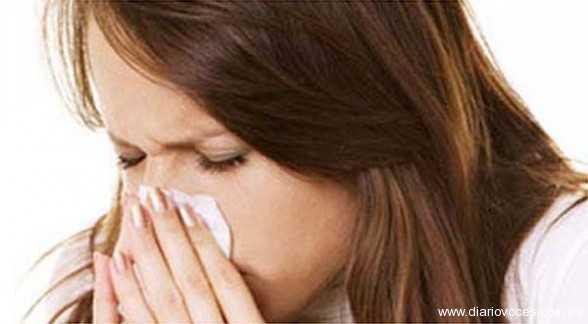 Cambios  bruscos de temperatura pueden producir alergias y resfriados