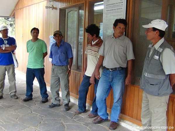 Sujetos armados secuestran y torturan a guardaparques en la zona de Achinamiza