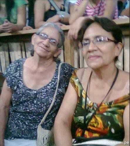 Saludos Para: Elia Coral y Felicitas Bocanegra