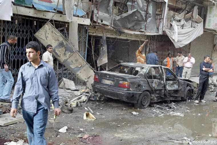 Nueva ola de ataques en Iraq deja al menos 70 fallecidos