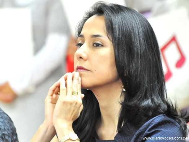 Nadine Heredia dispone a su antojo del despacho presidencial