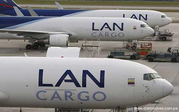 Fusión de LAN y TAM arrojó millonarias pérdidas en el segundo trimestre