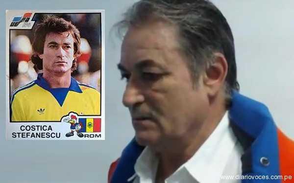 Ex capitán de la selección rumana de fútbol se suicidó