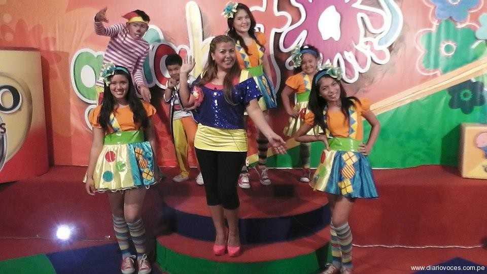 """""""Garabatos"""" celebra sus 7 años de permanencia en la TV"""