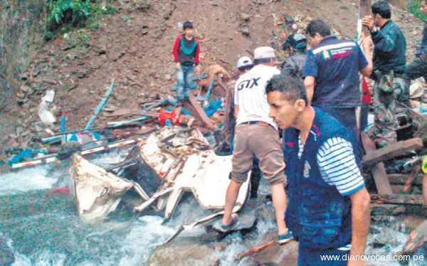 Cusco: investigan si chofer de camión estaba ebrio