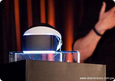 Project Morpheus: el casco de realidad virtual de Sony