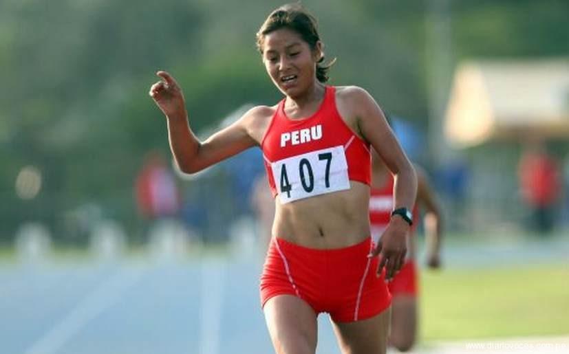 Juegos Odesur: Inés Melchor ganó oro en los 10 mil metros