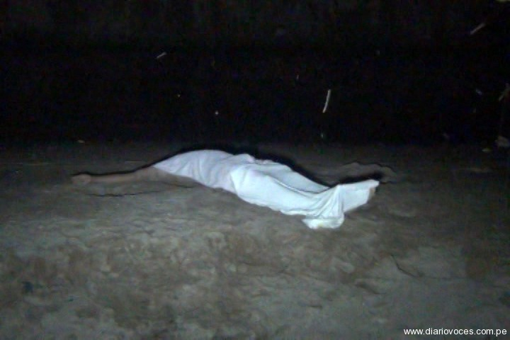 Joven chiclayano se ahoga en el río Cumbaza
