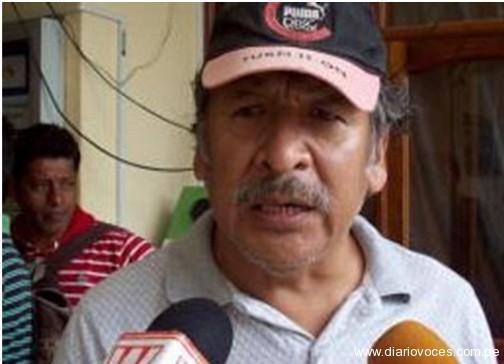 Carlos Túpac: Nosotros apoyamos al Fedeimam
