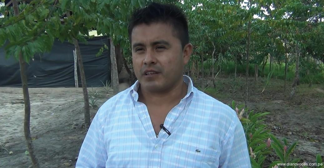 Alcalde de Jepelacio exige al GORESAM que cumpla con cofinanciamientos