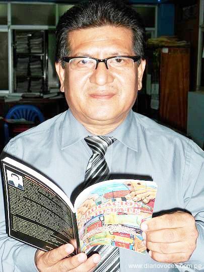 Profesor sanmartinense se hace acreedor a Palmas Magisteriales 2014
