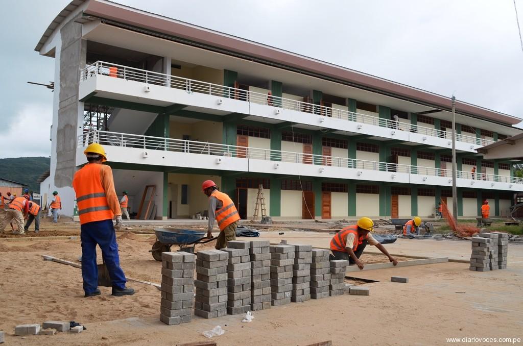 Inversiones del Goresam en Picota bordean los 100 millones de soles