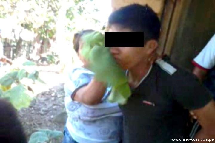 Adolescente es obligado a comer excremento, tras intentar robar en una vivienda