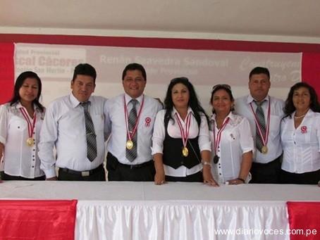 """""""Estamos trabajando para que el desarrollo de Juanjuí, no se detenga"""""""