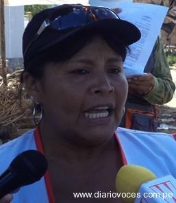 """Esther Saavedra: """"Nadine Heredia y su entorno están en mi contra"""""""
