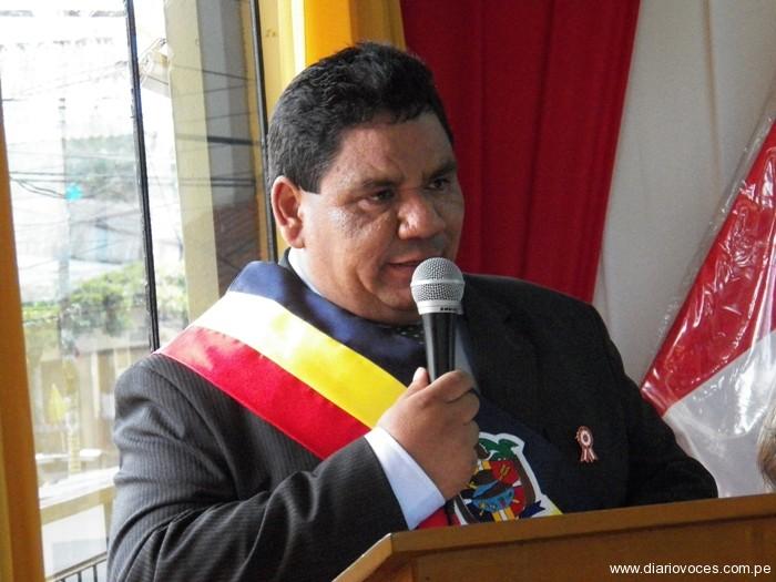 Alcalde Gerardo Ruiz destaca  inversión pública en Lamas